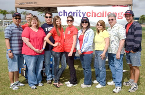 BAE Systems relay for life 2011