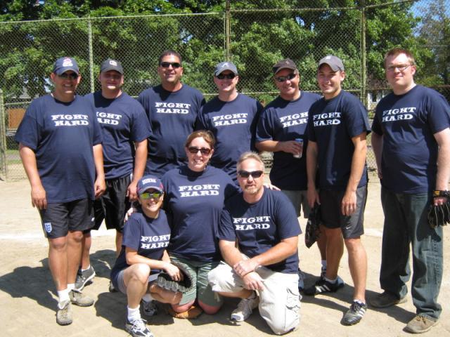 Softball team 2010