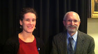 Dr. Laura Davis and Dr. Paul Meltzer National Cancer Institute